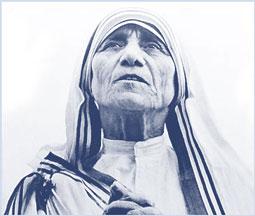 Ascended Lady Master Mother Teresa