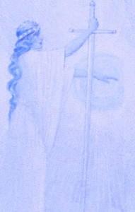 Amerissis, the Goddess of Light