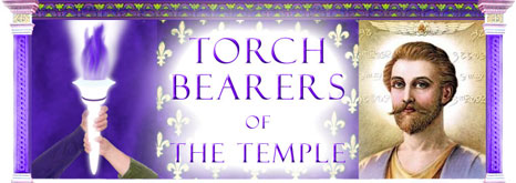 Torch Bearers of The Temple of The Presence